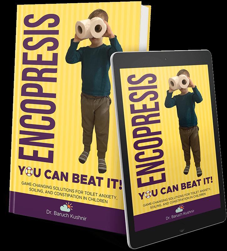 Encopresis book cover